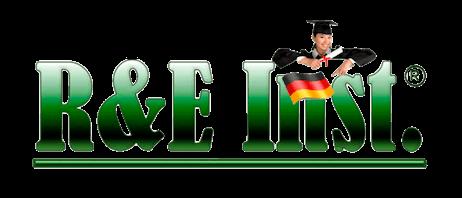 Логотип R&E inst без домена