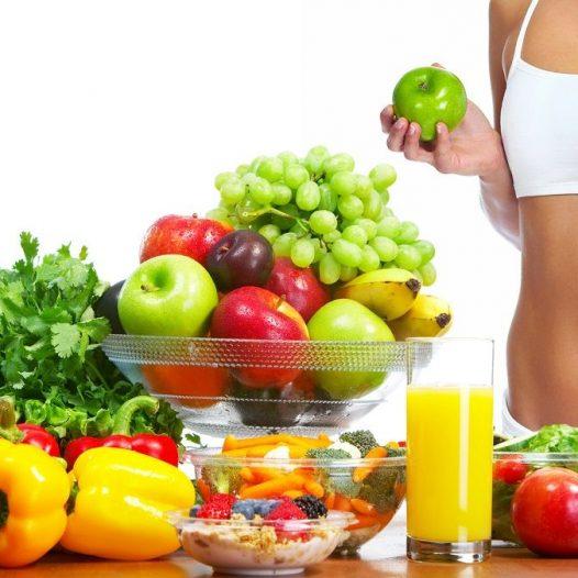 Правила похудения и набора веса